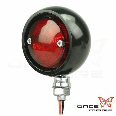Motorcycle Integrated LED Taillight Brake Light License Plate Lamp For Harley