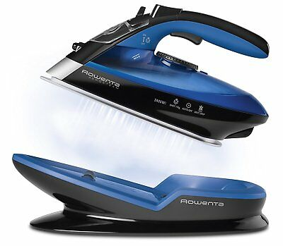 Rowenta Freemove DE5010D1 Iron steam without cable blow steam 4.1oz/min