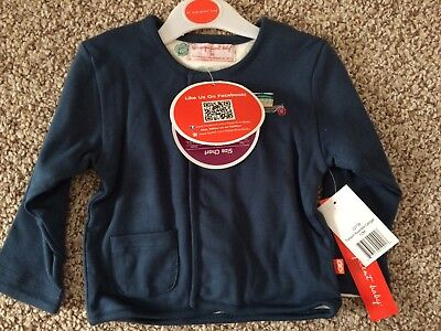 Magnificent baby transport reversible cardigan 12 months