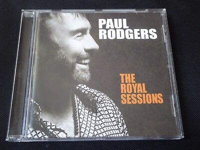 Paul Rodgers - The Royal Sessions (CD 2013) BAD COMPANY FREE THE FIRM QUEEN LAW