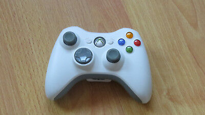 Xbox 360 Microsoft Official Wireless Controller White