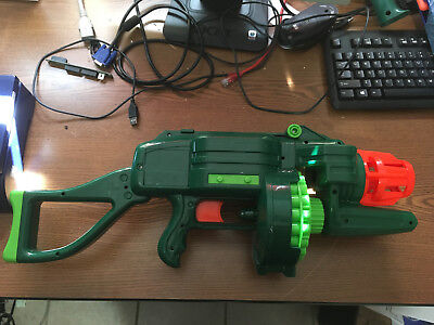 NERF Buzz Bee Toys Air Blaster Automatic Tommy 20, Works Great