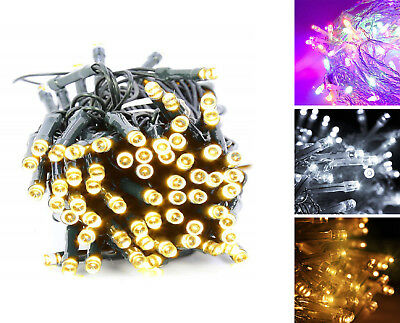 Battery Operated Led X Mas Fairy Lights With Timer For Indoor And Outdoor