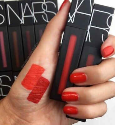 Nars powermatte Liquid Lipsticks Tinte Labbra Matte Waterproof Impermeabili New