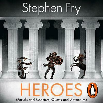 Heroes: The myths of the Ancient Greek heroes retold by Stephen Fry (English) Co