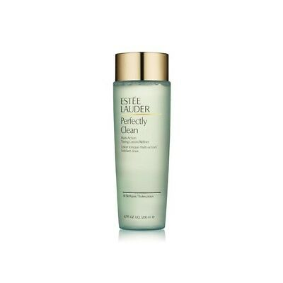 Estee Lauder Perfectamente Clean Multi-Action Tonificación Loción Refiner 200ml
