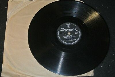 """BILL HALEY AND HIS COMETS Rock Around The.../ UK Schellack 10""""EP BRUNSWICK 05317"""