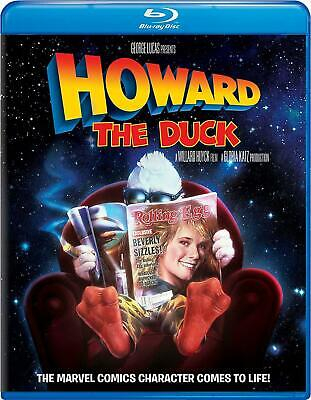 Howard the Duck (Blu-ray Disc, 2016) BRAND NEW