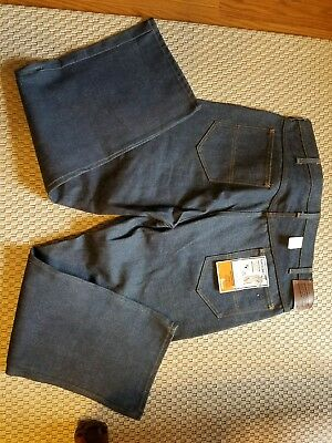 Vintage Deadstock Penney's Ranchcraft 38x30 Denim Jeans Made In USA NOS