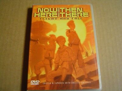 Now and Then, Here and There Vol. 2: Flight and Fall anime DVD