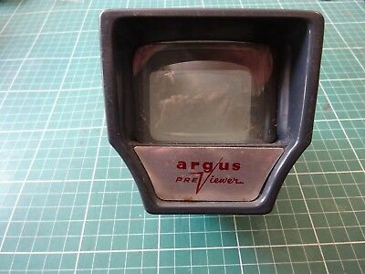 Argus Previewer For 35Mm Slides-From The 1950's