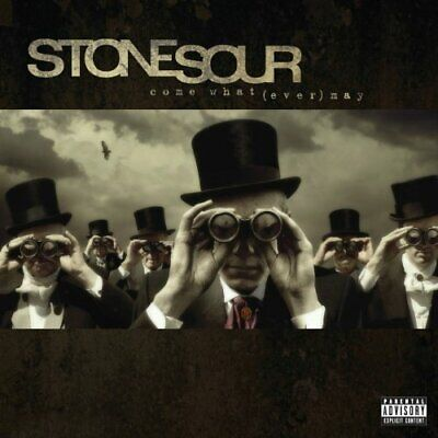 Stone Sour - Come What(ever) May - Stone Sour CD BYVG The Cheap Fast Free Post
