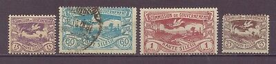Upper Silesia, Plebiscite, Dove Over Silesia, MNH, Used 1920 OLD