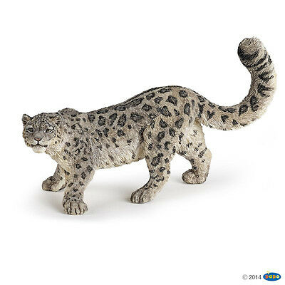 NEW PAPO 50160 Snow Leopard