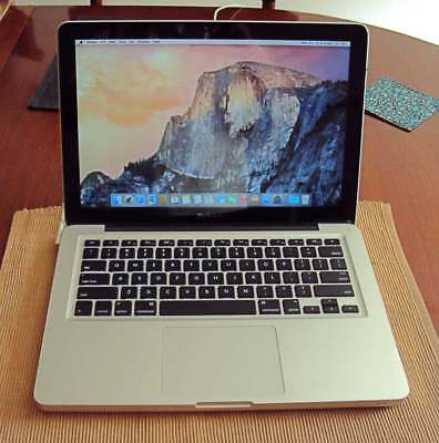 "Apple MacBook Pro 13.3"" Laptop - MD313X/A Core i5 Good Condition 2.4ghz NO WIFI"