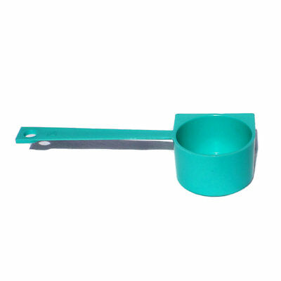Tupperware NEW Coffee or Tea Measuring Scoop Spoon in Aqua
