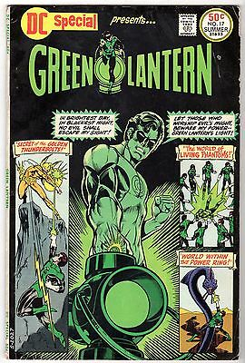 DC Special #17 Featuring Green Lantern, Fine Condition'