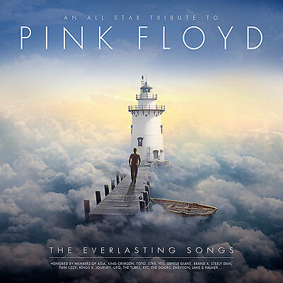 An All Star Tribute To PINK FLOYD - The Everlasting Songs - Digipak-CD - 700021