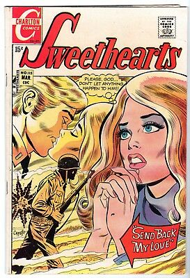 Sweethearts #115, Very Good - Fine Condition