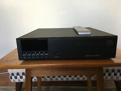 LINN CLASSIK Music (Black) In good condition apart from non working CD