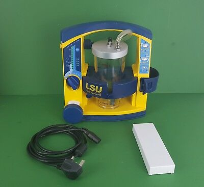 Laerdal Suction Unit LSU Emergency Paramedic Suction Pump Ambulance