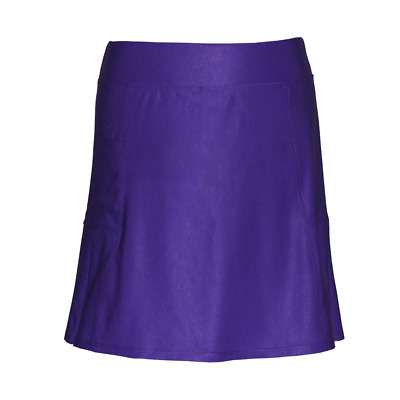 BNWT, Ladies Golf Skort in Purple with Side Pleats, FREE SHIPPING!