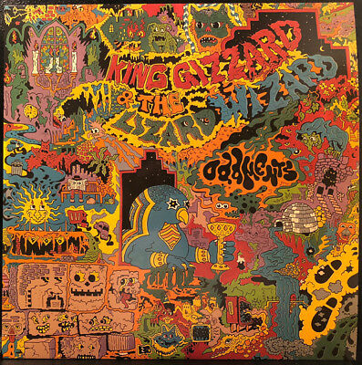 LP King Gizzard And The Lizard Wizard – Oddments