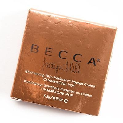 NIB BECCA Jacklyn Hill Shimmering Skin Perfector Poured Creme CHAMPAGNE POP