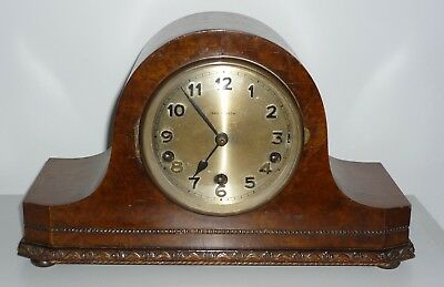 Vintage Westminster Chime Mantle Clock
