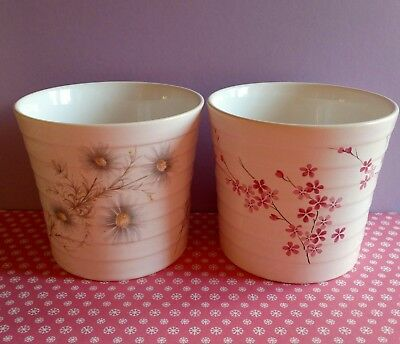 Hornsea Pottery - 2 Plant pot covers