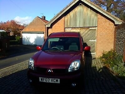 Renault Kangoo 2007 Petrol Automatic Disability Adapted