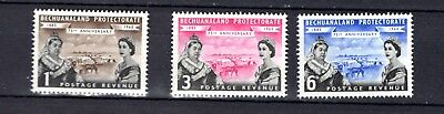 Bechuanaland. 1960. 75th Anniversary stamps. MNH.