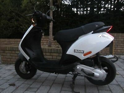 Piaggio 2017 Zip 50cc 2T scooter moped white