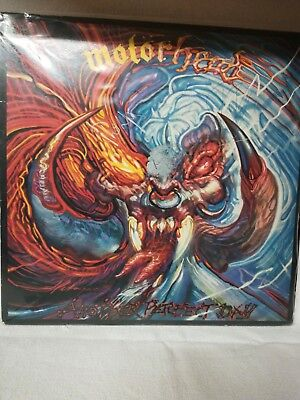 Motorhead Another Perfect Day Vinyl Lp Signed