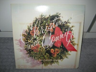 """LP The Ray Conniff Singers """"Christmas with Conniff"""" (Columbia)"""