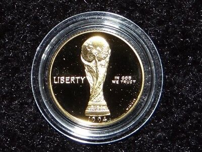 World Cup Usa 1994 Commemorative Gold Coin