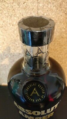 Absolit Vodka Amber Limited Edition Full & sealed
