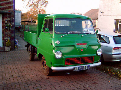 Ford Thames 400E Dropside pick-up truck 1964 Classic Commercial