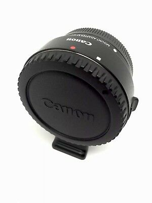 Canon EOS M EF to EF-M Lens Adaptor