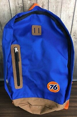 Union 76 Swag Souvenir Backpack Day Student Book Bag Carry On Collectible