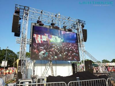 OpenAir - Festivals - Events - LED-Videowand Lighthouse 10 m² Set 12 Panels 4x3