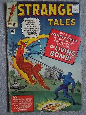 Strange Tales #112 (Vol One 1963)