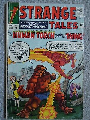 Strange Tales #116 (Vol One 1964)