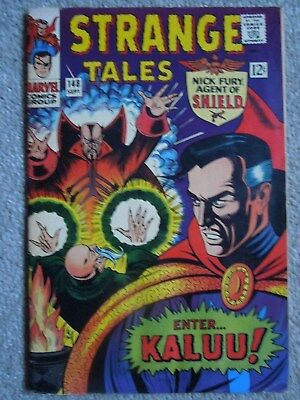 Strange Tales #148 (Vol One 1966)