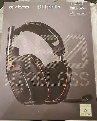 Astro A50 Battlefield 4 Edition Wireless Headset Xbox 360, PS4, PC, PS3