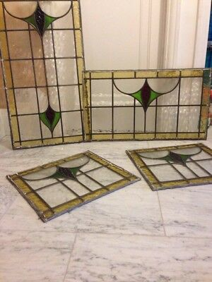 Lead Stained Glass Panels In Reading