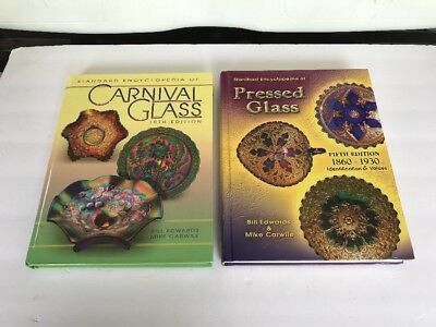 Standard Encyclopedia of Carnival and Pressed Glass by Carwile & Edwards 06/07