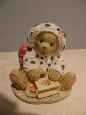 Cherished Teddies ANDY 176265 YOU HAVE A SPECIAL PLACE IN MY HEART  - BRAND NEW