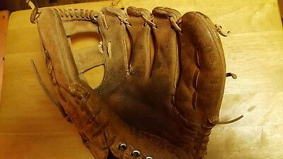 Vintage Wilson A2000 Made in the USA Baseball Glove Pro Model  # 1367