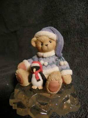 Cherished Teddies AUDREY 865109 SYNDICATED CATALOG EXCLUSIVE   NEW